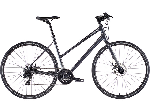 Cannondale Quick 5 Remixte Dames, graphite